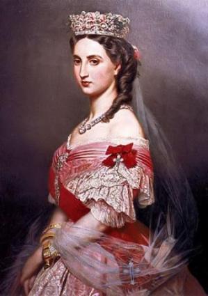 L'impératrice Carlotta