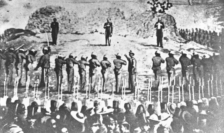 The Execution of Maximilian