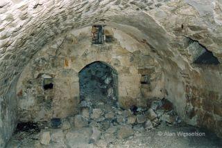 L'état actuel du palais de Lady Stanhope à Joun, au nord de Saida