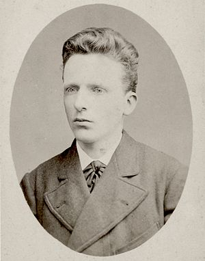 Théo Van Gogh, 1878