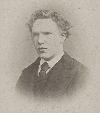 Vincent Van Gogh, 1873