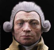 Reconstruction du visage de Robespierre