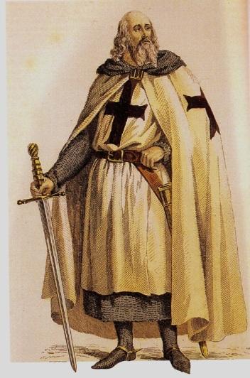 Gérard de Ridefort, grand maître de l'ordre du Temple