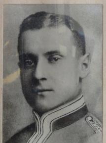 Lieutenant Albert Mayer