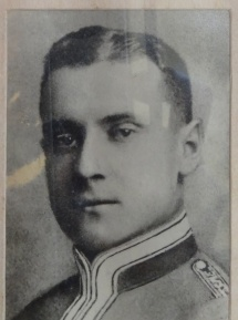 Lieutenant Albert Mayer
