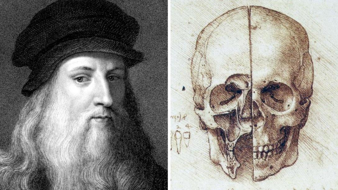 5 ao t 1473 premier dessin connu de l onard de vinci - Dessin de leonard de vinci ...
