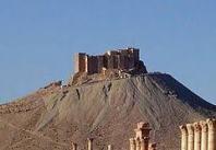 1er novembre - citadelle de Palmyre